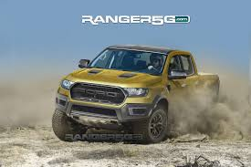 ford raptor rally truck please let the upcoming ford ranger raptor look like this