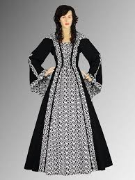 renaissance maiden dress gown with costume
