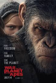 Superb Sample Of July 2014 by Review U0027war For The Planet Of The Apes U0027 Is The Best Film Of 2017