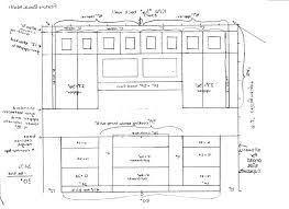 Kitchen Wall Cabinet Carcass Kitchen Cabinet Measurements Medium Size Of Cabinets Standard