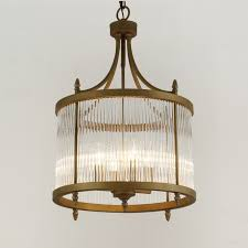Drum Shade Chandelier Lighting Rustic Wrought Iron Crystal Drum Shade Chandelier