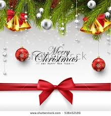 White Bow Christmas Decorations by Christmas Decoration Red Gift Bow Vector Stock Vector 530049496