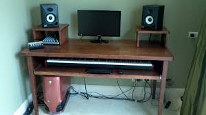Creation Station Studio Desk Home Studio Desk Google Search Home Studio Pinterest
