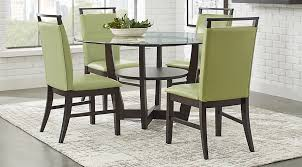 Set Dining Room Table Ciara Espresso 5 Pc Dining Set Dining Room Sets Wood