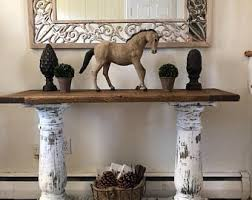 Entry Console Table Entry Table Legs Etsy