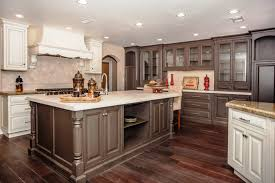 Kitchen Paint Colors With Dark Wood Cabinets Kitchen Simple Dark Wood And Granite Green Paint Colors For