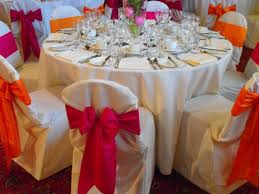 chagne chair sashes 26 best burgundy bows chair covers images on