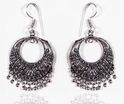 metal earings indian black metal jewelry search what s trending