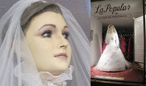 the bridal shop the corpse in the window la pascualita in mexico
