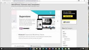 tutorial wordpress blog how to make a wordpress website blog using ipage wordpress