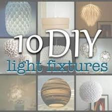 Diy Light Fixtures Diy Ceiling Light Fixtures Design Decoration