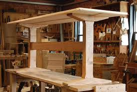 making a trestle table restoration hardware trestle table utrails home design using a