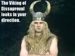 Viking Meme - image 76578 the viking of disapproval know your meme