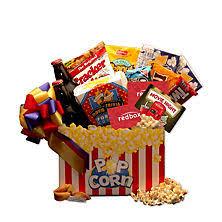 Movie Themed Gift Basket Gift Baskets U0026 Towers Sam U0027s Club