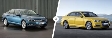vw passat vs audi a4 which is best carwow