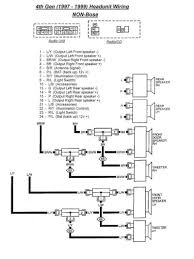 2004 toyota 4runner radio wiring diagram 1988 toyota 4runner radio