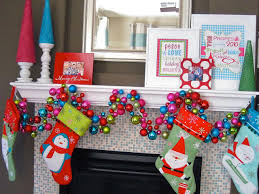 beautiful color ideas holiday home decor for hall kitchen
