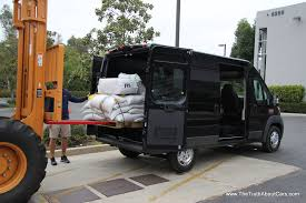dodge work van review 2014 ram promaster cargo van with video the truth