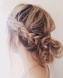 different hair buns 15 amazing ways to upgrade your bun this summer bun braids