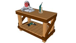 Woodworking Bench Plans Pdf by Workbench Plans Free Myoutdoorplans Free Woodworking Plans And