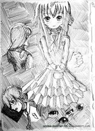 sketchbook random anime oc u0027s sketches 6 by anime master 96 on