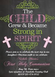 First Communion Invitations Cards First Communion Party Invitations New Designs For 2017