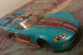 Dodge Viper Custom - hpi custom painted dodge viper gt r 200m body r c tech forums