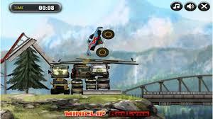 miniclip monster truck nitro 2 let s play miniclip monster truck nitro 2 youtube