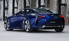 lexus lf c2 lexus lf c2 revealed further lf lc still on the table