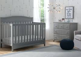 Convertible Crib Changing Table Grey Cribs With Drawers Convertible Crib Changing Table Ruffle