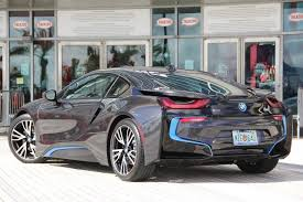 Bmw I8 Widebody - upshall innovative on and off the ice with his new bmw i8
