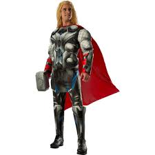 buy avengers 2 age of ultron deluxe thor costume for men
