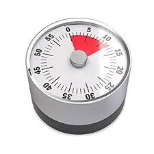 minuteur cuisine aimanté balvi minuteur mécanique et magnétique basics maximum 60 minutes