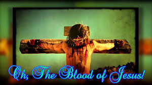 oh the blood of jesus
