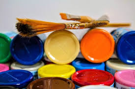 what type of paint do you need for kitchen cabinets craft paint 101 my top tips for using acrylic paint mod