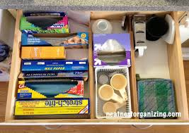 How To Organize Kitchen How To Organize A Large Kitchen Drawer