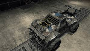 game design your own car crossout new car combat crafting game
