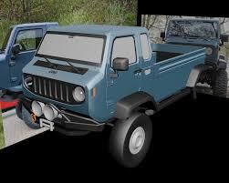 jeep forward control concept 3d joseph seminerio