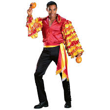 rubie u0027s costume co rumba costume mens samba tropicalismo