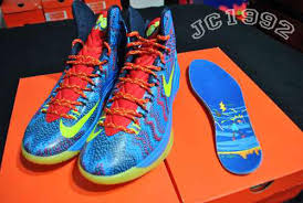 kd christmas nike kd 5 christmas new images theshoegame sneakers