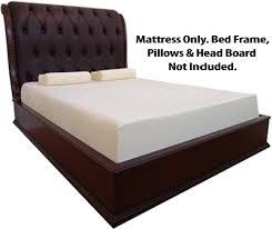 queen size 12 inch memory foam mattress lasting impressions foam