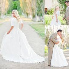 discount modest plus size wedding dresses with sleeves lace