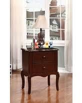 savings on furniture of america cm7805n brooklyn espresso nightstand
