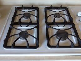 stove top my stove top grates were a mess replacing them is expensive you