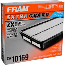 fram extra guard air filter ca10169 walmart com