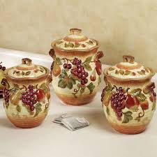 stunning kitchen canister sets