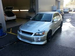 toyota altezza rs200 boosted altezza rs200 tezzaworld