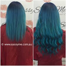 ombre colour and hair extensions by sassy me hair u0026 beauty 3