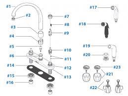 kitchen charming delta kitchen faucets parts faucet 100 400