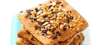 3 recette cuisine crackers aux 3 graines facile et pas cher recette sur cuisine